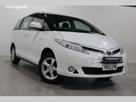 2010 Toyota Tarago