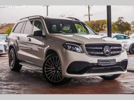 2016 Mercedes-Benz GLS63