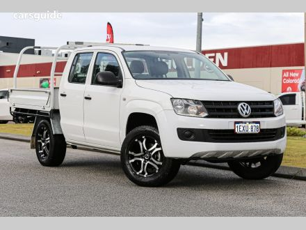 2015 Volkswagen Amarok