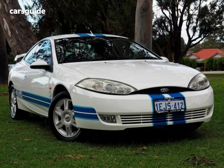2001 Ford Cougar