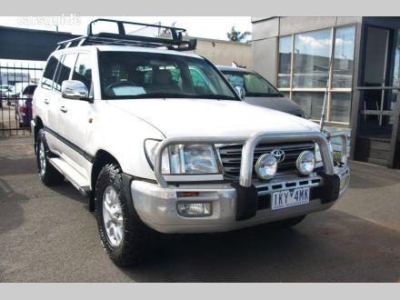 2004 Toyota Landcruiser