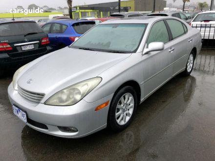 2002 Lexus ES300