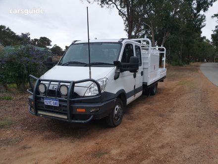 2012 Iveco Daily
