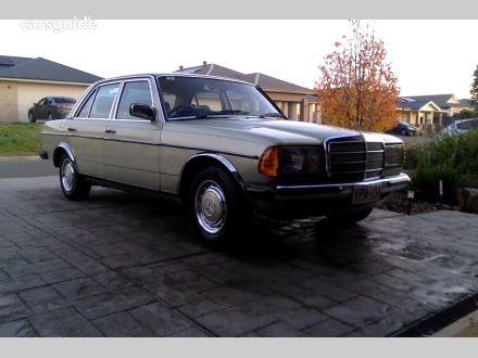 1983 Mercedes-Benz 230