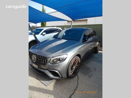 2018 Mercedes-Benz GLC63