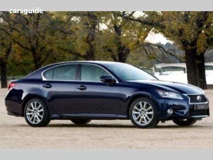 2020 Lexus GS450H