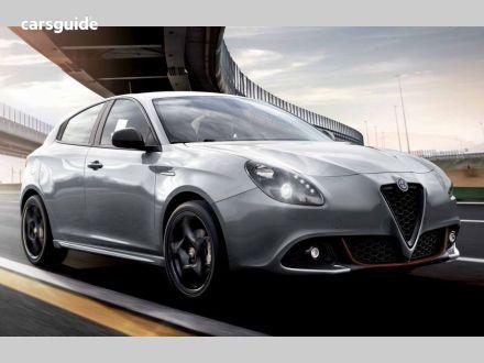2020 Alfa Romeo Giulietta