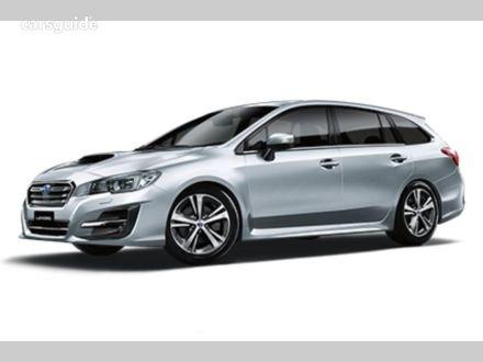 2020 Subaru Levorg