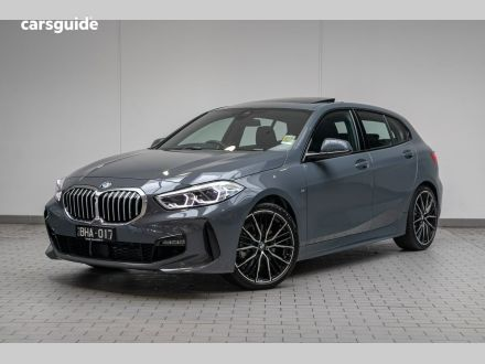 2019 BMW 118I