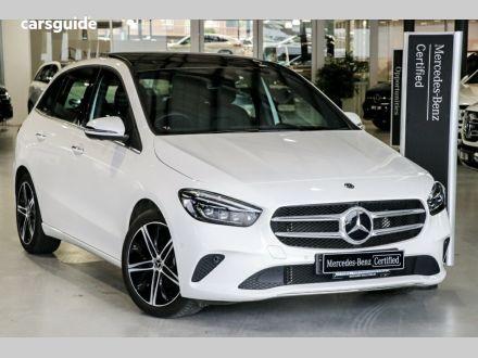 2019 Mercedes-Benz B180