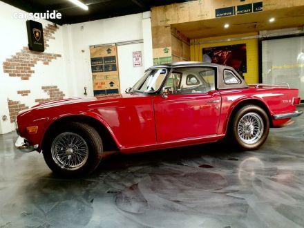 1969 Triumph TR6