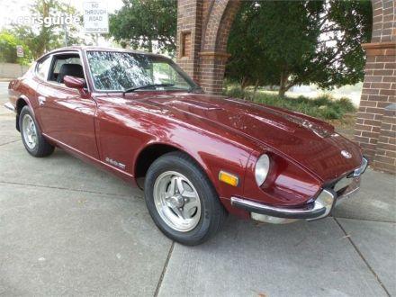 1977 Datsun 260Z
