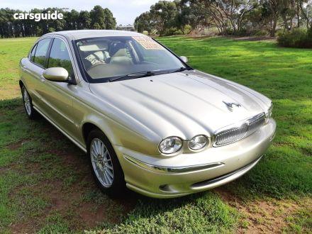 2006 Jaguar X Type