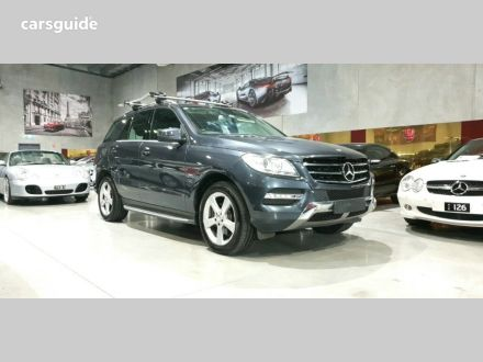 2012 Mercedes-Benz ML250