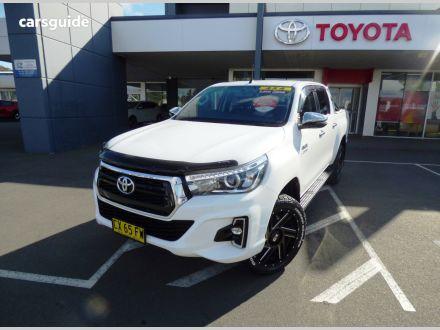 2018 Toyota Hilux