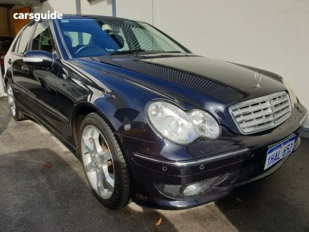 2007 Mercedes-Benz C180