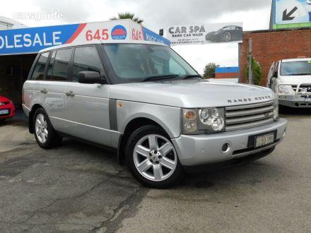 2005 Land Rover Range Rover Vogue
