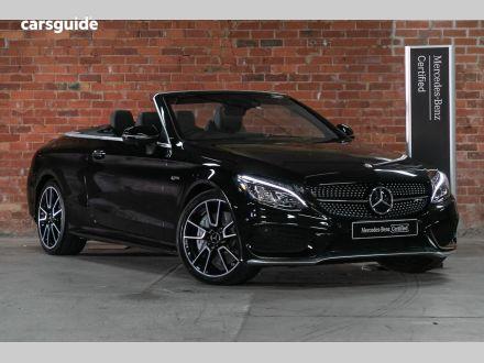2016 Mercedes-Benz C43