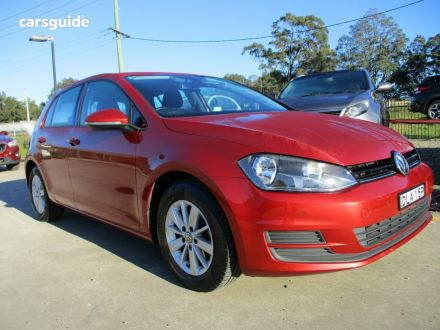 volkswagen golf hatchback for sale glendale 2285 nsw carsguide carsguide