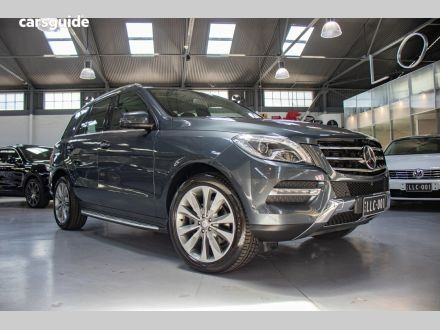 2014 Mercedes-Benz ML350 CDI BlueTEC