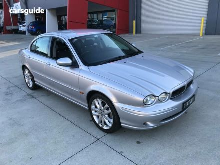 2001 Jaguar X Type