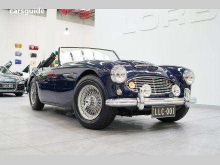 1958 Austin Healey 100/6