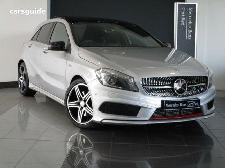 2015 Mercedes-Benz A250