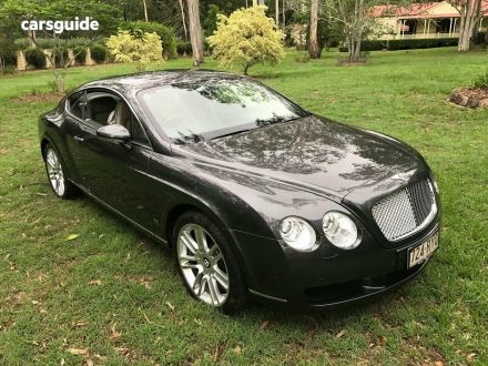 2007 Bentley Continental