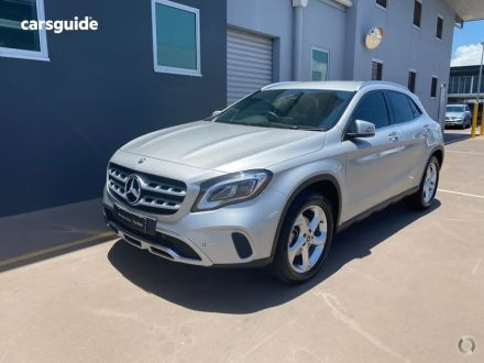 2017 Mercedes-Benz GLA220