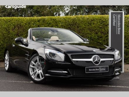 2014 Mercedes-Benz SL350