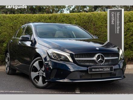 2016 Mercedes-Benz A200