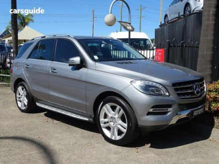 2014 Mercedes-Benz ML250