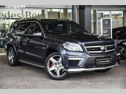 2015 Mercedes-Benz GL63