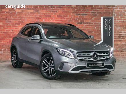 2019 Mercedes-Benz GLA180