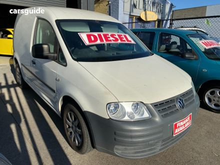 2006 Volkswagen Caddy