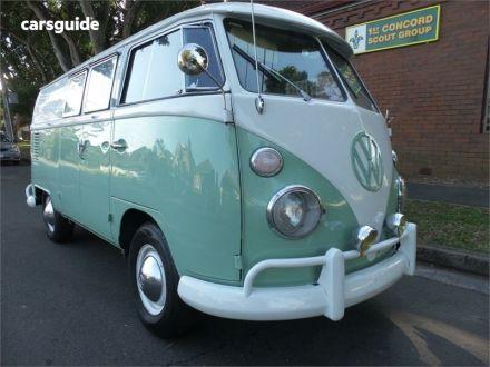 1964 Volkswagen Kombi