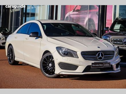 2015 Mercedes-Benz CLA200