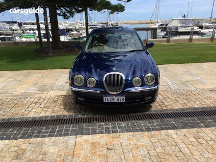 2001 Jaguar S Type