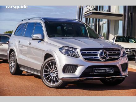 2017 Mercedes-Benz GLS500