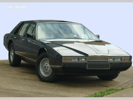 1982 Aston Martin Lagonda