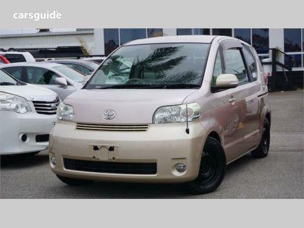 2008 Toyota Porte