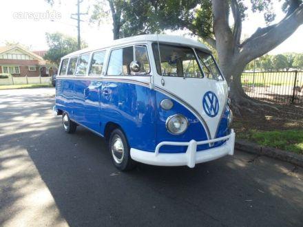 1963 Volkswagen Kombi