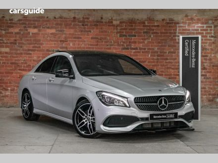 2018 Mercedes-Benz CLA180