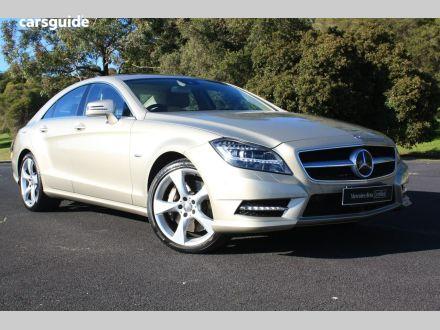2011 Mercedes-Benz CLS500