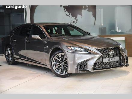 2019 Lexus LS500