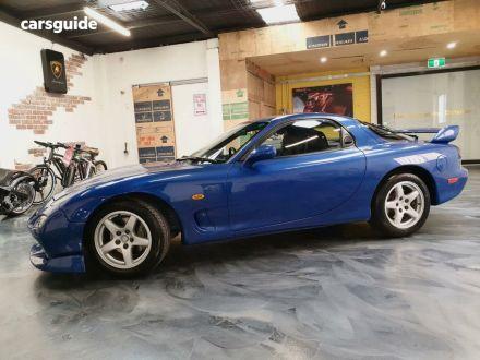 1999 Mazda RX7