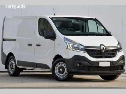 2019 Renault Trafic