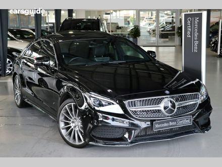 2016 Mercedes-Benz CLS250