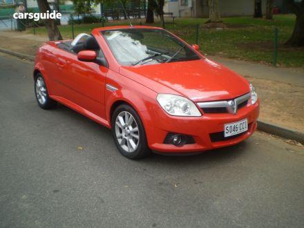 2006 Holden Tigra