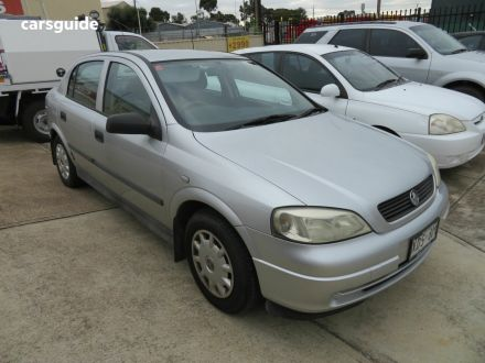 2004 Holden Astra